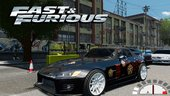 Fast And Furious 1 Honda S2000 Movie Car + Loud Sound Mod