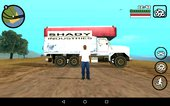 New Flatbed mod for Android (dff only)