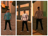 Checkered Shirt Pack