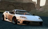 Ferrari 360 Modena Liberty Walk Lb Performance