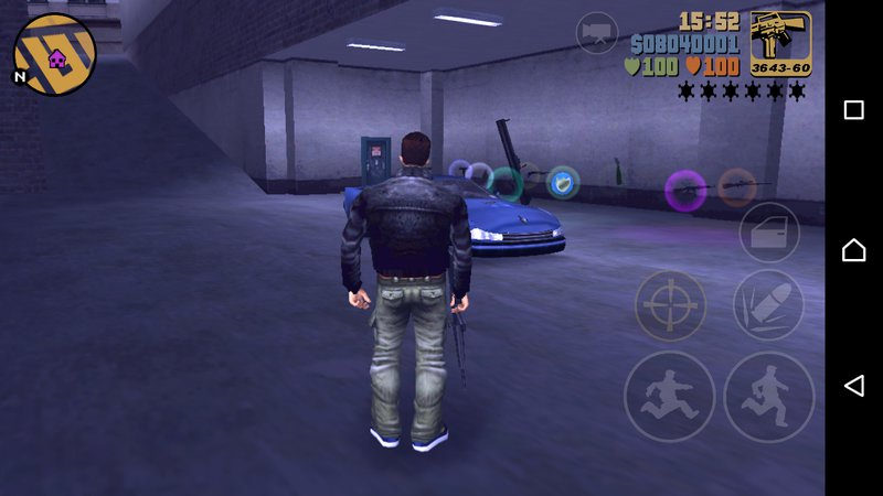 GTA 3 GTA 3 Android Save 100% All Uniqe Vehicles Mod - GTAinside com