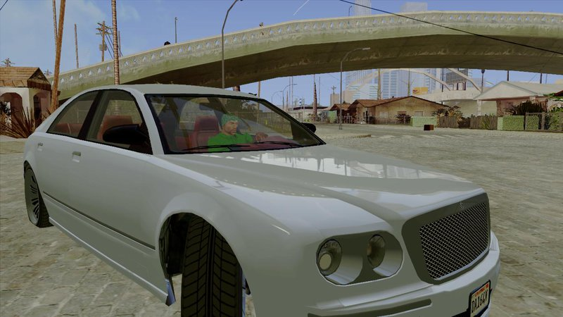 GTA San Andreas Ultra Graphics v3 1 for LOW END PC Mod