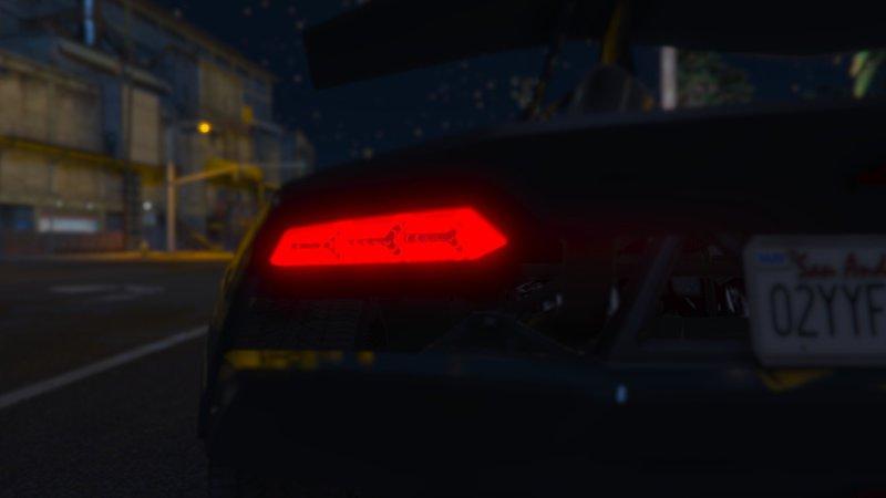 Gta 5 Lamborghini Sesto Elemento Tuning Mod Gtainside Com