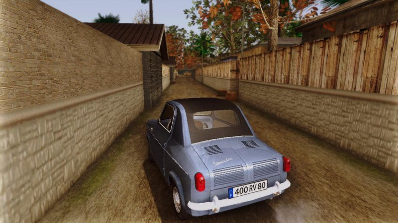 GTA San Andreas IV ENB Mod - GTAinside com