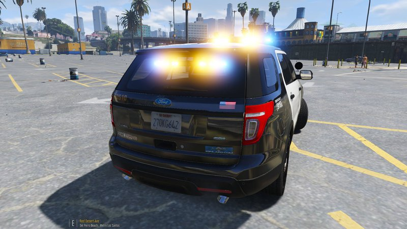 gta 5 lapd 2014 ford explorer police interceptor utility mod. Cars Review. Best American Auto & Cars Review