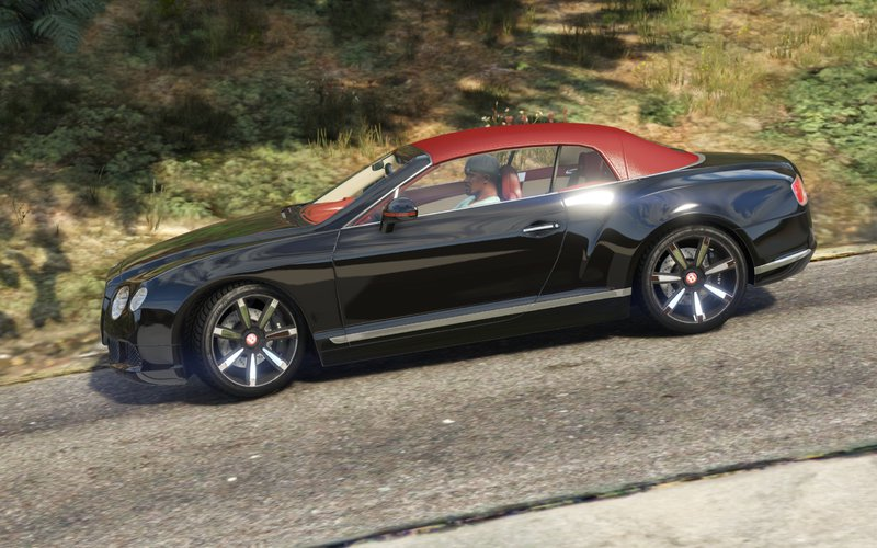 Gta 5 2014 Bentley Continental Gt Mod Gtainside Com
