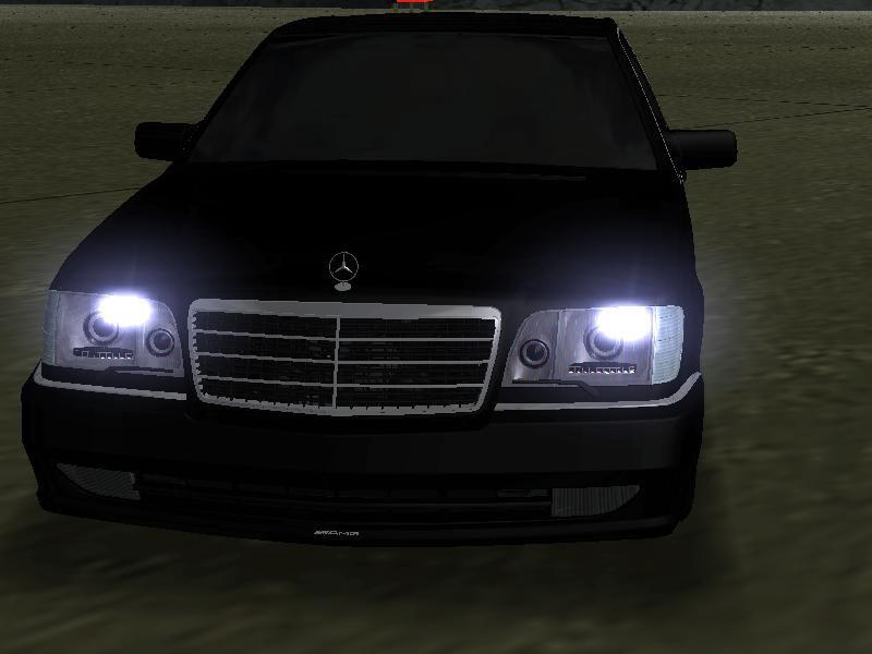 Gta san andreas mercedes benz w140 s600 amg mod for Mercedes benz s600 amg