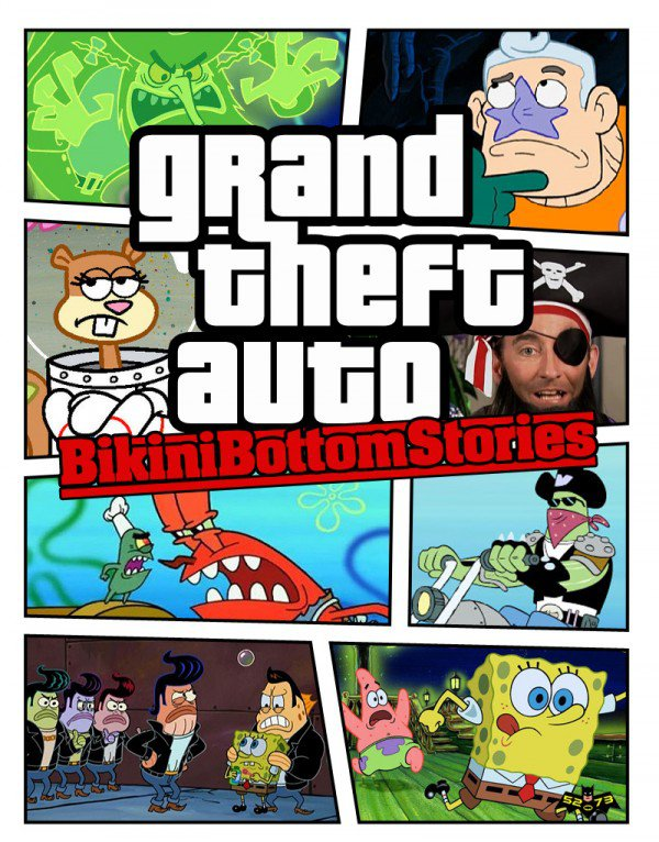 Gta Spongebob Related Keywords & Suggestions - Gta Spongebob Long