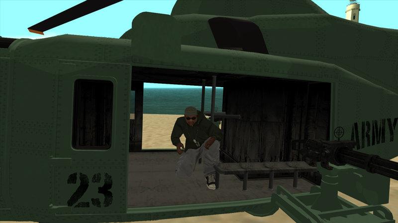 GTA San Andreas GTA V Buckingham Valkyrie Mod - GTAinside com