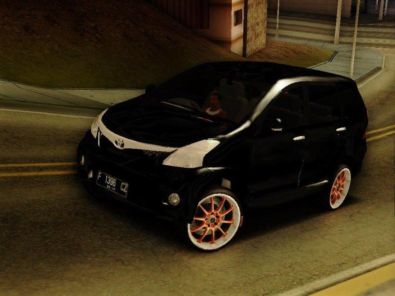 Gta San Andreas Toyota Avanza Veloz 2012 V 1 1 Mod Gtainside Com
