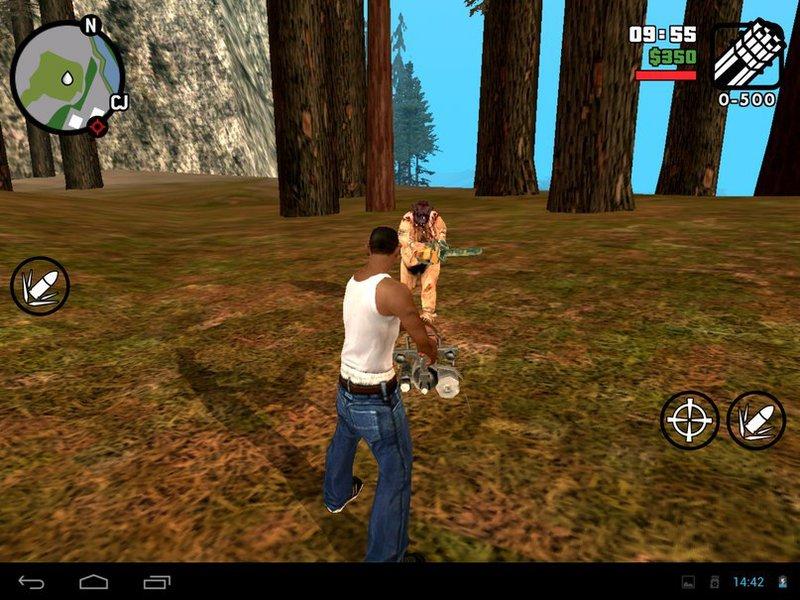 Misterix Mod для GTA San Andreas