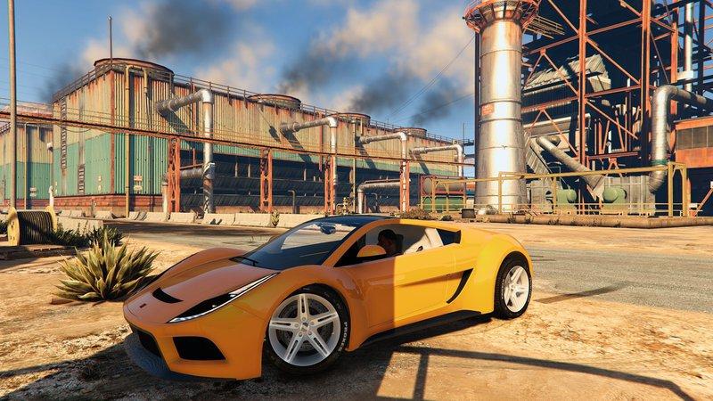 GTA 5 Saleen S5S Raptor Mod - GTAinside.com