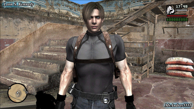 Leon S Kennedy From Resident Evil  Ultimate Hd