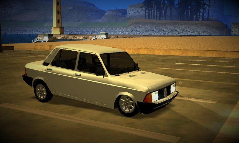 Gta San Andreas Fiat 128 Super Europa Mod