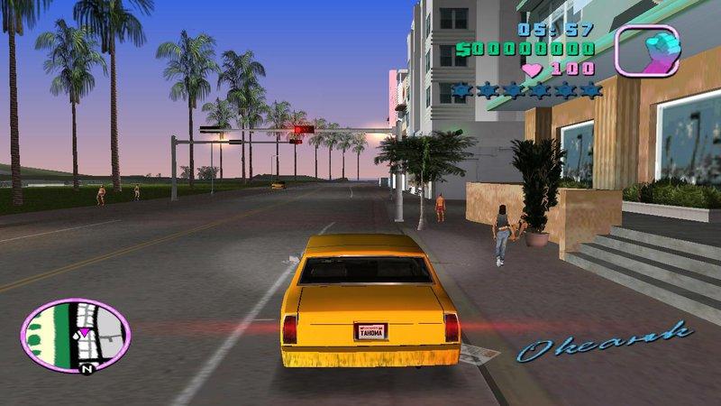 GTA 3 Tahoma SA for GTA VC Mod - GTAinside com