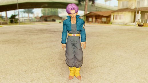 Dragon Ball Xenoverse Future Trunks Pack