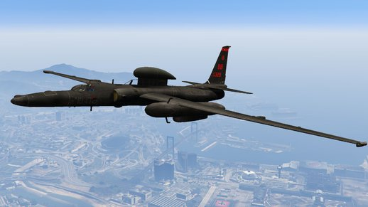 U-2S Dragon Lady Spyplane
