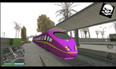 Metro Train For Android (DFF only)