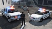 Port of LS Police Pack
