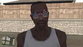 GTA Online Independence Day Glasses for CJ
