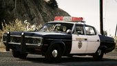 1972 AMC Matador - LA Co. Sheriff