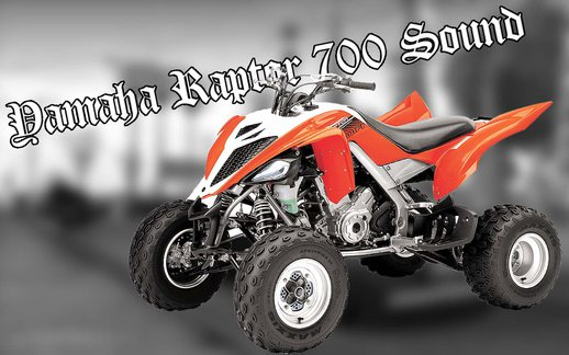 Yamaha Raptor 700 Sound