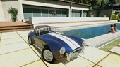 AC / Shelby Cobra Roofed Version [Extras | Unlocked]