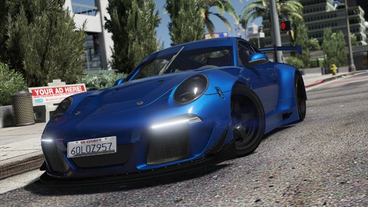 Porsche RUF RGT-8 GT3 [Add-on / Replace]
