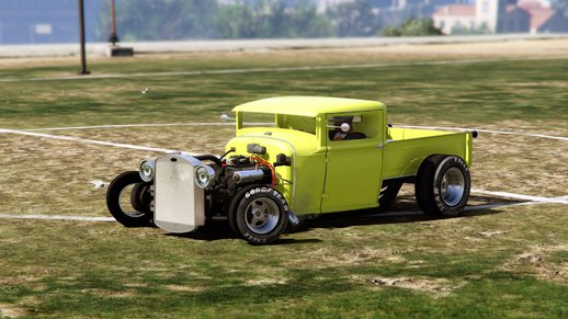 1930 Ford Rat Hod