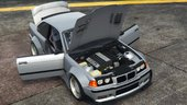 BMW M3 [E36] StreetCustom [Add-On | Tuning]