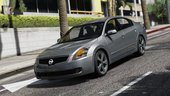 Nissan Altima 3.5SE [Add-on / Replace | Template]