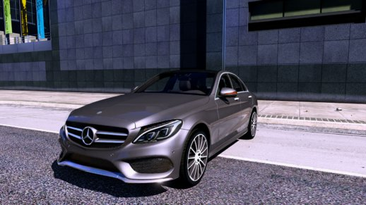 Mercedes-Benz C250 Sedan 2014 [Add-on]