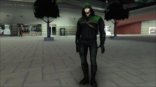 Injustice God Among Us Green Arrow Tv SHow
