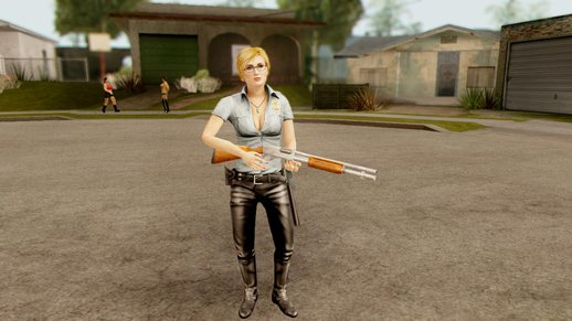 Silent Hill Shattered Memories Cybil