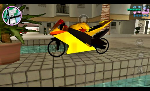 Ninja Yellow Dffo For Android