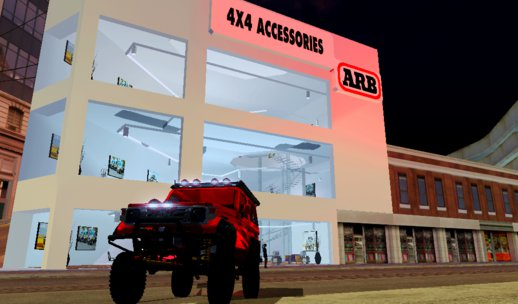Concesionario Arb 4x4 Accessories