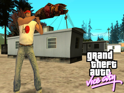 Tommy Vercetti Havana Outfit From GTA Vice City
