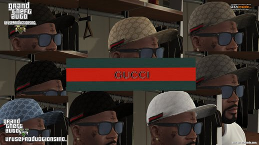 Gucci Caps V1.8a HD/HQ