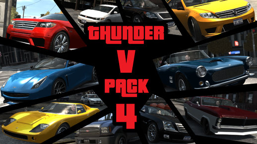 Thunder V Pack 4: The Final Chapter [V1.1]