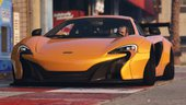 McLaren 650S Coupe LBWorks