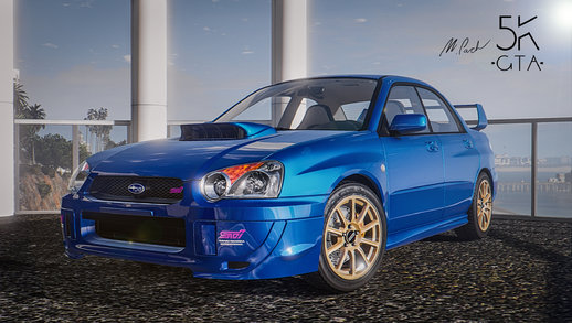 Subaru Impreza WRX STI 2004 [Add-on/Tuning]