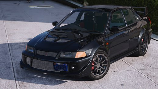 Mitsubishi Lancer Evo VI Tommi Makinen [Add-On | RHD]