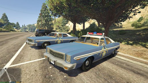 1978 Plymouth Fury Police Update