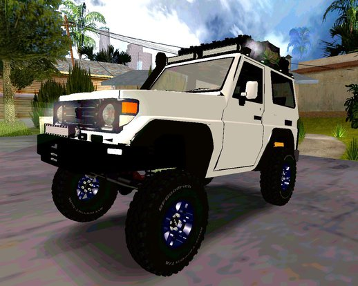 Toyota Machito Semi Off Road