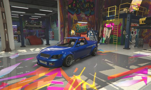 Sultan RS Ute [Add-On|Replace|Tunning] 1.9