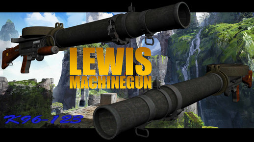 Lewis Machinegun