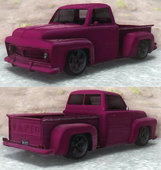 GTA V Vapid Slamvan Custom