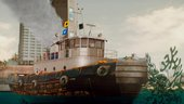 GTA V Buckingham Tug Boat