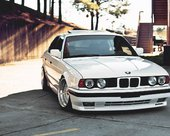 BMW M5 E34 BBS + Sounds