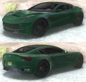 GTA V Dewbauchee Seven 70 With Mip Map